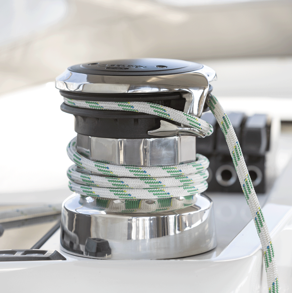 E40i - THE EASILY PLACED ELECTRIC WINCH